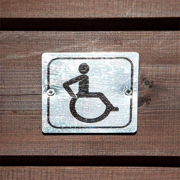 Facilities for people with disabilities at the Kakomalli picnic area